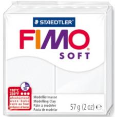 Fimo soft White 0