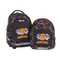 Ranac školski 2u1 Basketball